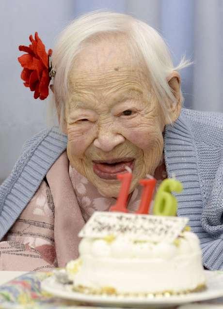 Segrego Longevidade dos Japoneses